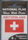 Switzerland Country Flag Tattoos.